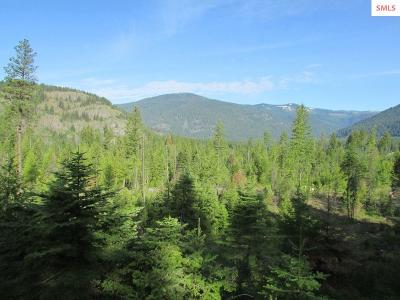 Bonners Ferry Residential Lots & Land For Sale: Nna Hwy 95 (61+/- Acres)