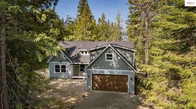 Sagle Single Family Home For Sale: 681 Ledges Drive