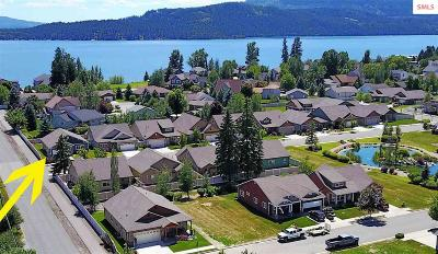 Sandpoint Single Family Home For Sale: 1401 River Rock