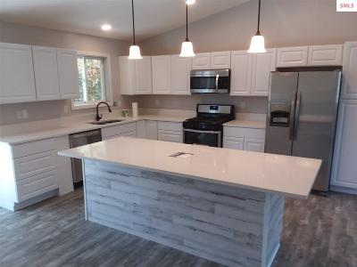 Sandpoint Single Family Home For Sale: 2517 Aspen Way