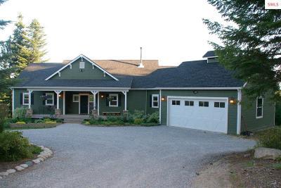 Sandpoint Single Family Home For Sale: 803 Larsen Ranch Lane