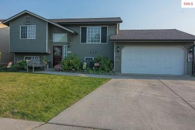 Post Falls Single Family Home For Sale: 907 Glacier Peak