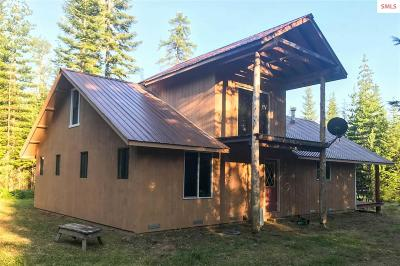 Clark Fork Single Family Home For Sale: 346 Old Range Rd.