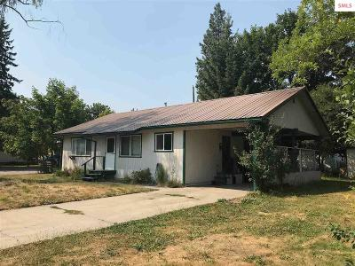 Sandpoint Single Family Home For Sale: 820 Pine Street
