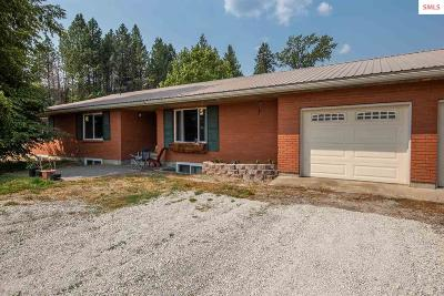 Sandpoint Single Family Home For Sale: 2760 N Kootenai Road