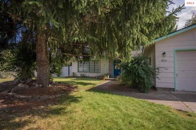 Coeur D'alene Single Family Home For Sale: 4010 W Laurel Ave