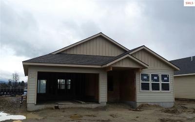 Sandpoint Single Family Home For Sale: 1613 Poplar