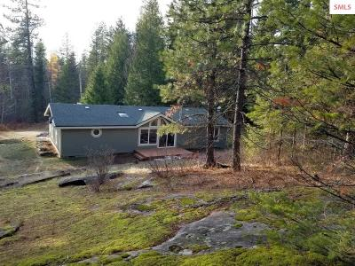 Sandpoint ID Single Family Home For Sale: $289,700