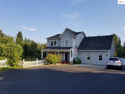 Sandpoint ID Single Family Home For Sale: $389,000