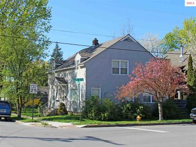 Sandpoint Multi Family Home For Sale: 200 S Euclid Ave