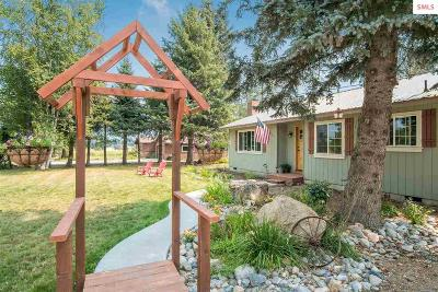 Sandpoint ID Single Family Home For Sale: $334,900