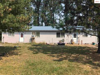 Sandpoint ID Multi Family Home For Sale: $249,000
