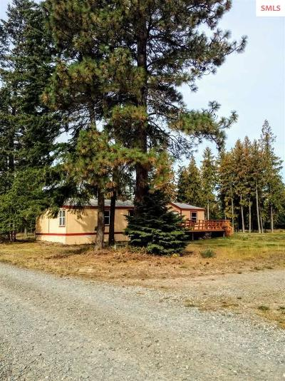 Bonners Ferry Single Family Home For Sale: 171 Songbird