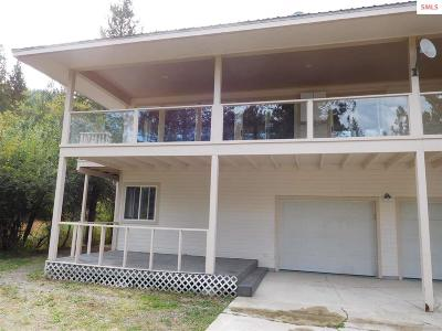 Bonner County, Boundary County, Kootenai County Single Family Home For Sale: 190 Sunny Shores Loop