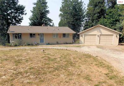 Bonners Ferry Single Family Home For Sale: 5880 Main Street