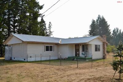 Priest River Single Family Home For Sale: 3466 Highway 2