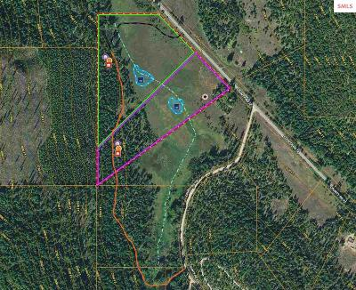 Bonners Ferry Residential Lots & Land For Sale: Nna Old Highway 2