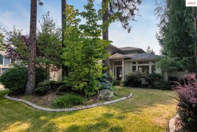 Bonner County, Boundary County, Kootenai County Single Family Home For Sale: 5124 E Shoreline