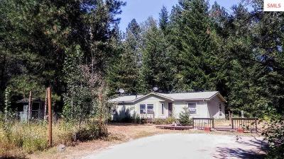 Sandpoint Single Family Home For Sale: 253 Hummingbird Drive
