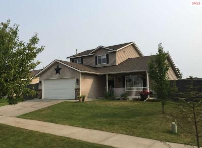 Coeur D'alene Single Family Home For Sale: 3512 W Thorndale Loop