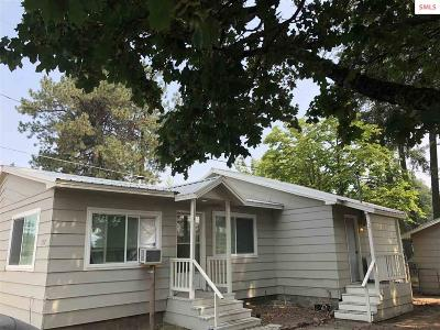 Priest River Single Family Home For Sale: 337 4th Street