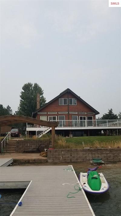 Sandpoint Single Family Home For Sale: 170 Buzzard Blvd