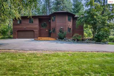 Sandpoint Single Family Home For Sale: 478 Oden Bay