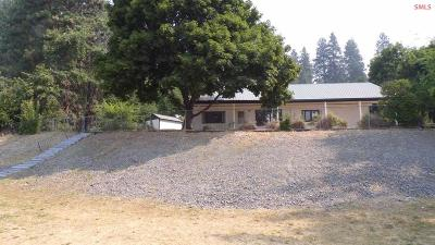 Bonners Ferry Single Family Home For Sale: 6563 Chippewa Dr.