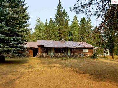 Sandpoint Single Family Home For Sale: 219 Hummingbird Drive