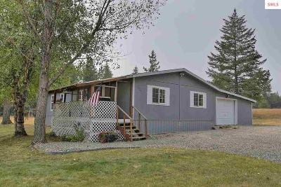 Priest River Single Family Home For Sale: 367 Hoop Loop Rd
