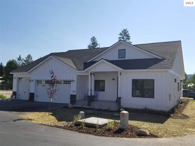 Sandpoint Single Family Home For Sale: Tbb Roundhouse Circle