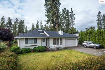 Post Falls Single Family Home For Sale: 122 S Dart