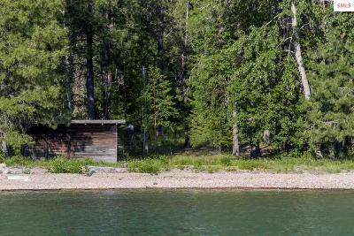 Sandpoint Residential Lots & Land For Sale: Marimount Beach Rd
