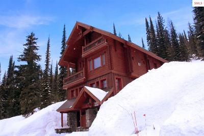 Sandpoint  Single Family Home For Sale: 80 Tall Timber