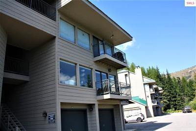 Sandpoint Condo/Townhouse For Sale: 88 Blooming Flower Unit 204