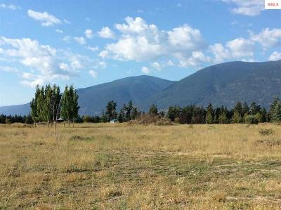 Bonners Ferry Residential Lots & Land For Sale: 2612 Highway 1