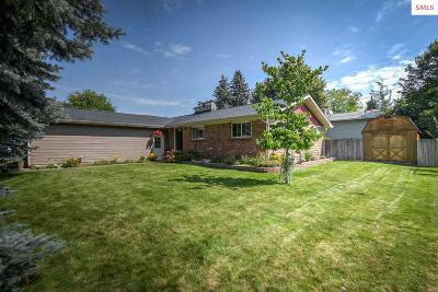 Hayden Single Family Home For Sale: 10378 N Bateman Street