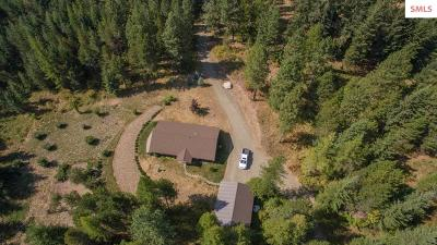Bonners Ferry Single Family Home For Sale: 347 Foust Rd