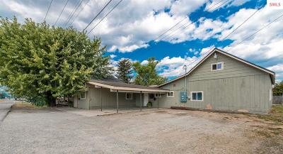 Bonner County Multi Family Home For Sale: 100 Humbird St