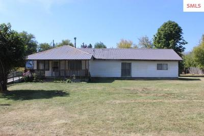 Kootenai Single Family Home For Sale: 409/Nna Kootenai Street