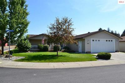 Hayden Single Family Home For Sale: 8938 N Mac Arthur Way