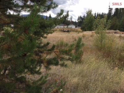 Priest River Residential Lots & Land For Sale: Nna Huckleberry Ln