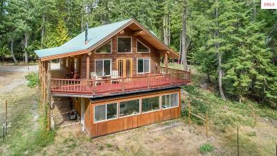Bonners Ferry Single Family Home For Sale: 483 Shamrock Road