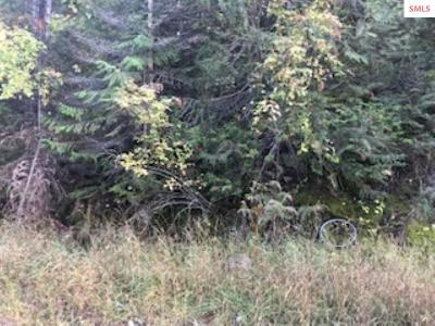Bonners Ferry Residential Lots & Land For Sale: Nna Westside Rd.