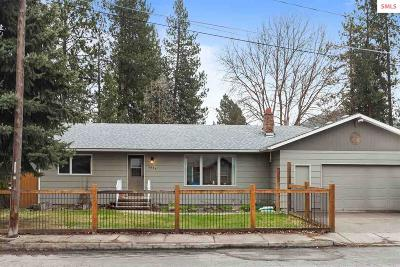 Coeur D'alene ID Single Family Home For Sale: $265,000