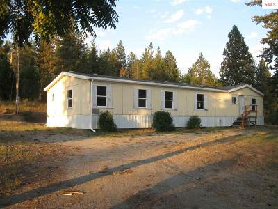 Naples ID Single Family Home For Sale: $117,000