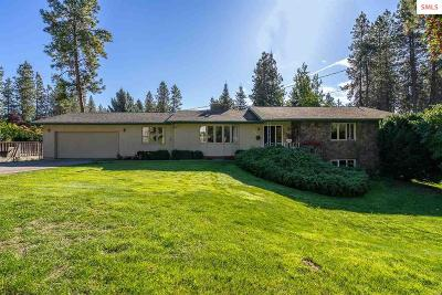 Coeur D'alene Single Family Home For Sale: 3621 W Fairway Dr