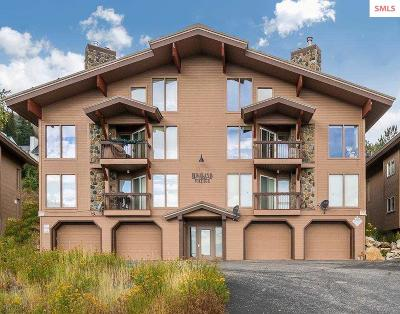 Bonner County Condo/Townhouse For Sale: 155 Crystal Springs #403