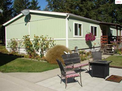 Moyie Springs ID Single Family Home For Sale: $239,900