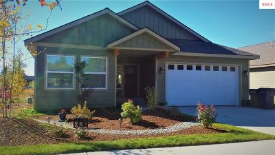 Sandpoint Single Family Home For Sale: 1618 Mosshart St.
